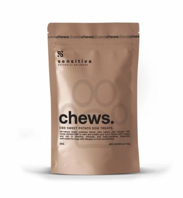 Sensitiva Sweet Potato Chews 250 mg