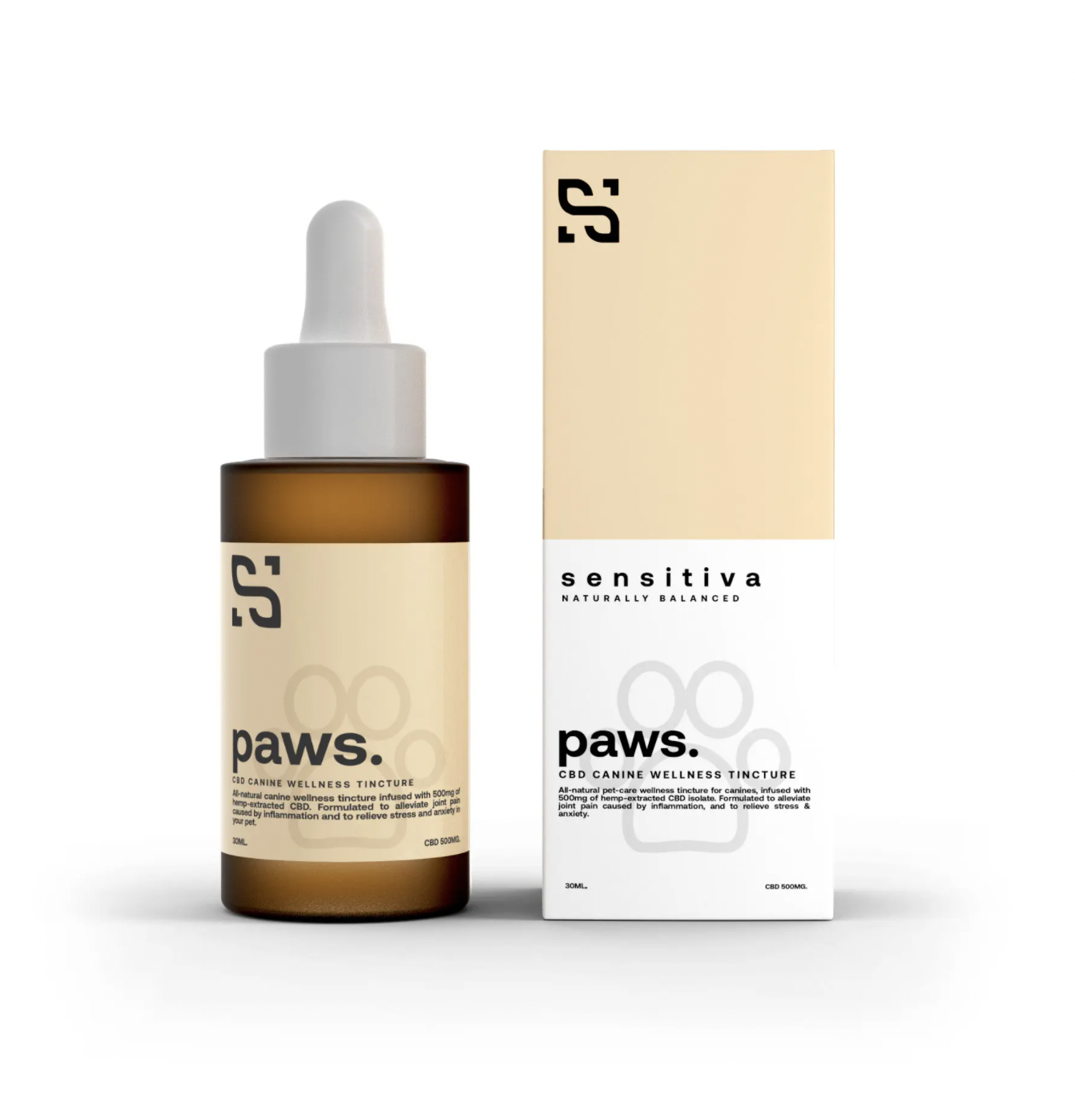 Sensitiva Canine Tincture 500 mg