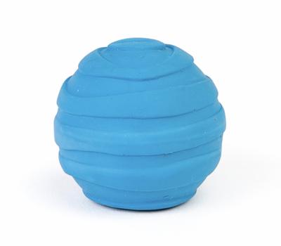 """Budz Mini Latex Ball 1.9"""" Blue"""