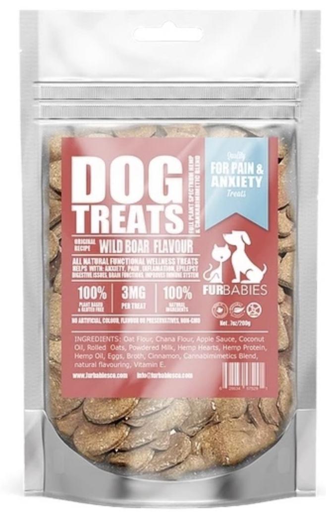FurBabies Wild Boar Dog Treat