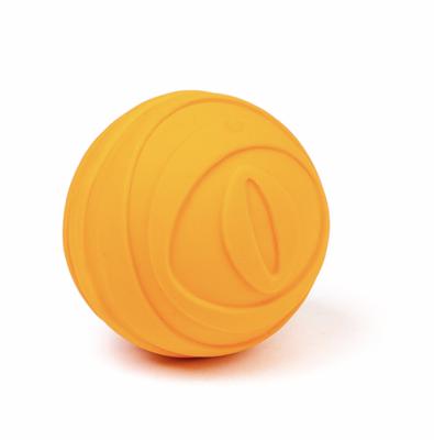 "Budz Latex Ball 2.6"" Orange"