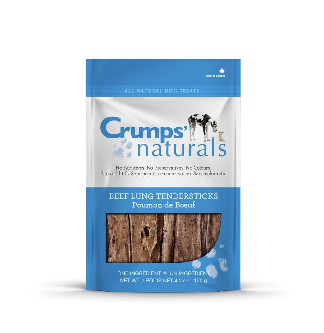 Crumps Naturals Beef Tendersticks 4.2oz