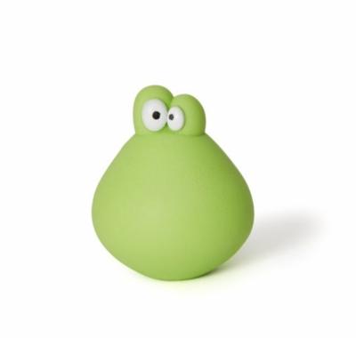 "BUDZ Dog Toy Rubber Monster ""GOOM"" 3,5'' GREEN"