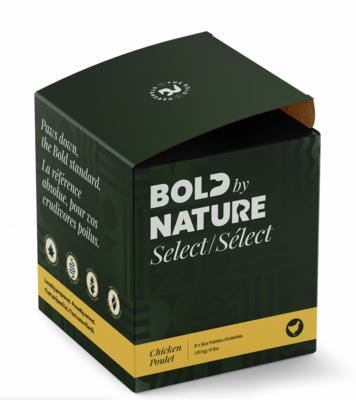 Bold Dog Select Chicken Patties 4lb