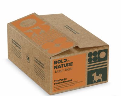 Bold Dog Mega Variety Box w/ Chicken 24lbs