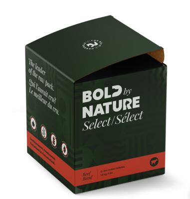 Bold Dog Select Beef Patties 4lb