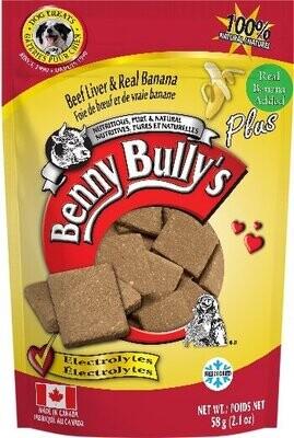 Benny Bully's Beef Liver & Banana 58g