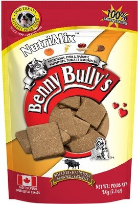 Benny Bully's Nutri-Mix 58g