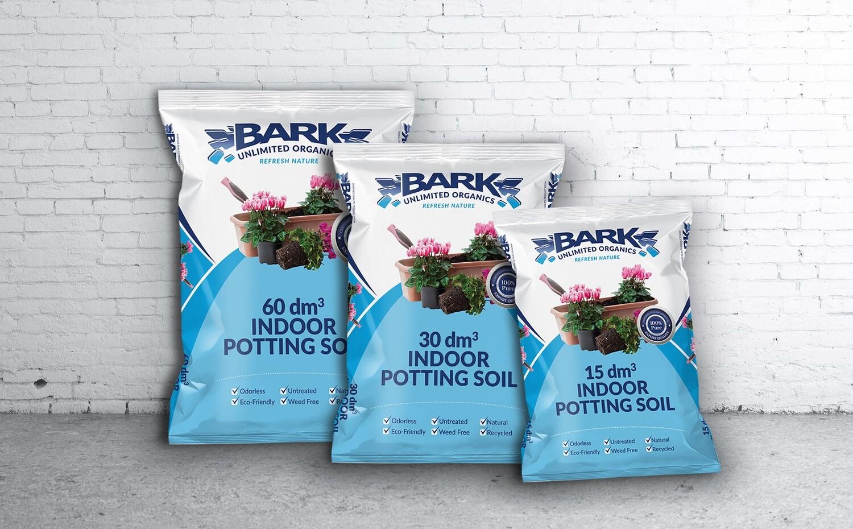 Indoor Potting Soil bagged 60DM