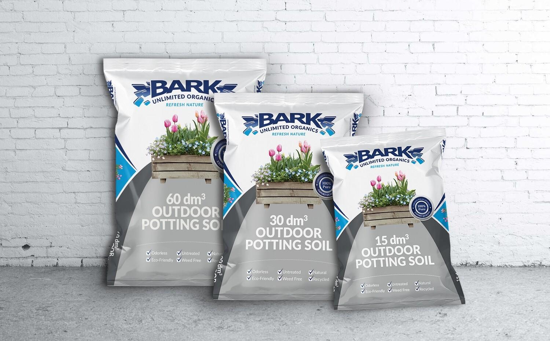 Outdoor Potting Soil bagged 30DM