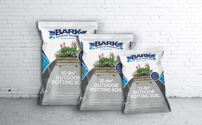 Outdoor Potting Soil bagged 15DM