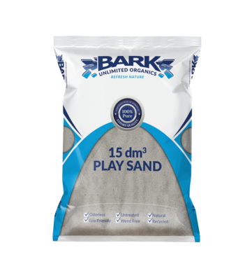 Play sand bagged 15DM