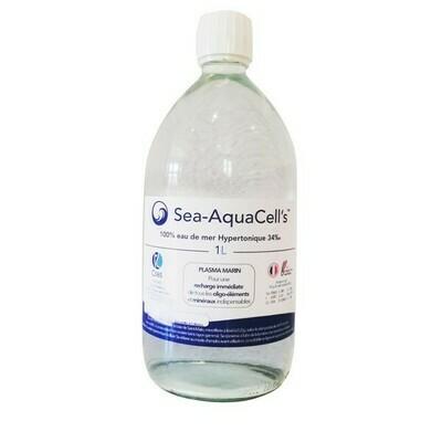 Sea-AquaCell's hypertonique 1L