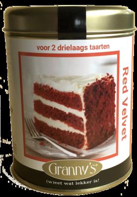 red velvet cake mix 580 gr