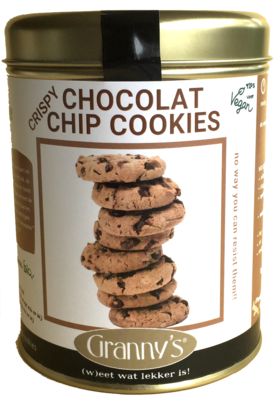 chocolat chip cookies mix 475 gr