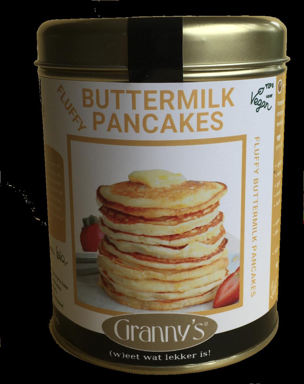 fluffy buttermilk pancakes 575gr