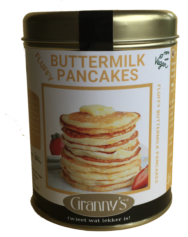 fluffy buttermilk pancakes 575gr