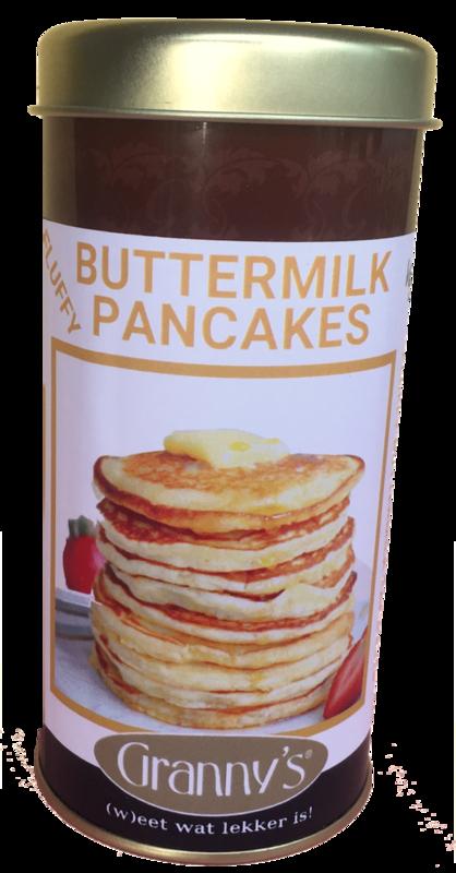 fluffy buttermilk pancakes 230 gr