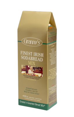 Irish sodabread mix
