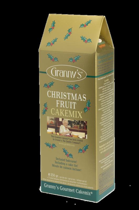 christmas fruitcakemix