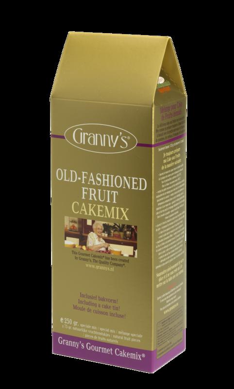 old fashioned fruitcakemix