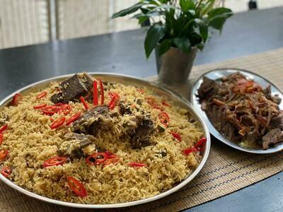 Ramadan Iftar Table for 6