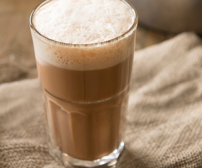 Hot Tea or Coffee (frothy)