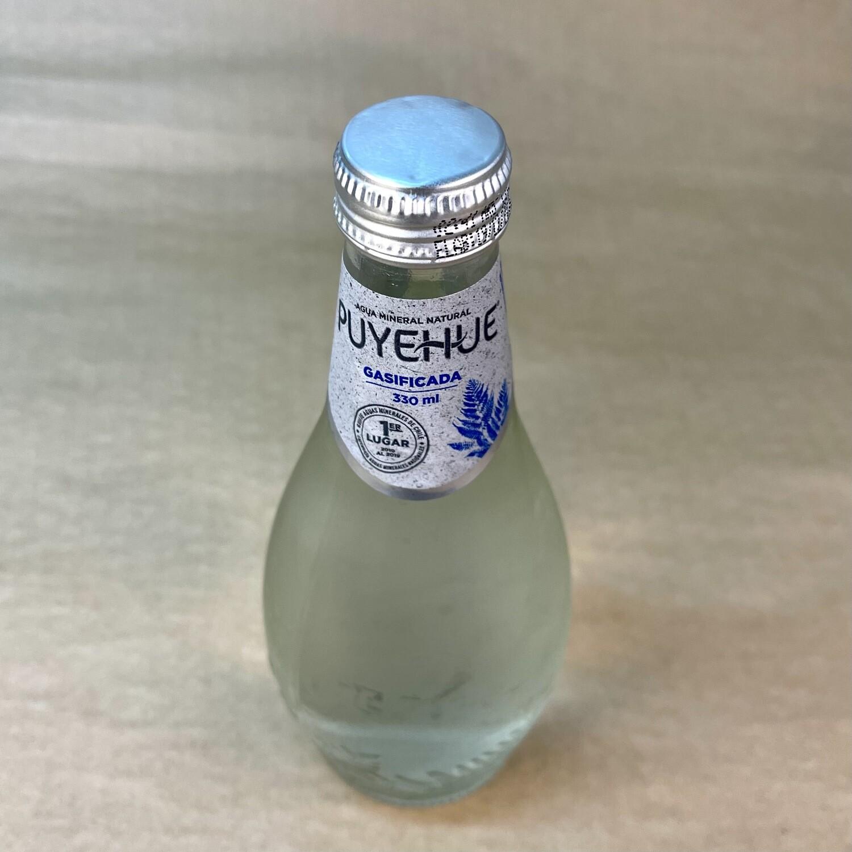Agua con gas Puyehue