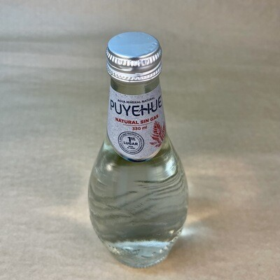 Agua sin gas Puyehue