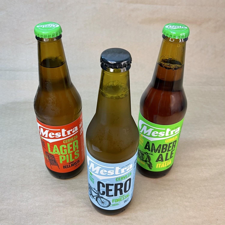Cerveza Mestra Amber