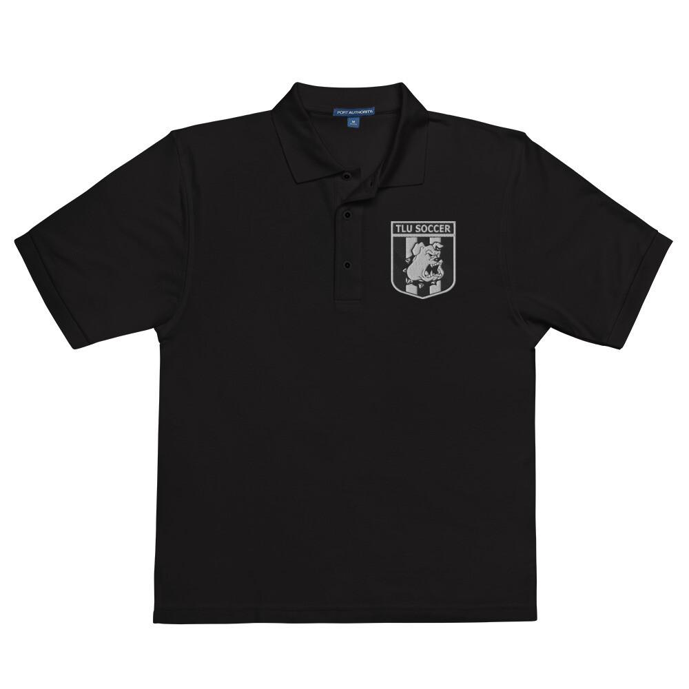Men's Premium Polo (White Crest)