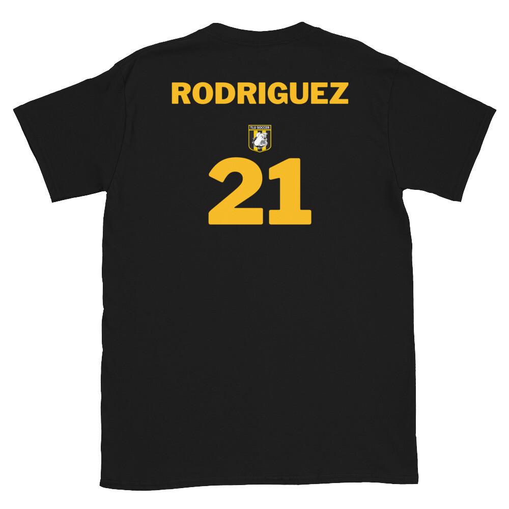 Number 21 Rodriguez Short-Sleeve Unisex T-Shirt