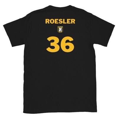 Number 36 Roesler Short-Sleeve Unisex T-Shirt
