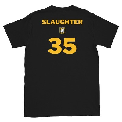 Number 35 Slaughter Short-Sleeve Unisex T-Shirt