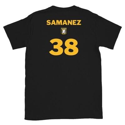 Number 38 Samanez Short-Sleeve Unisex T-Shirt
