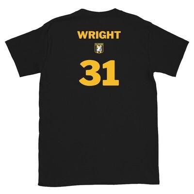 Number 31 Wright Short-Sleeve Unisex T-Shirt