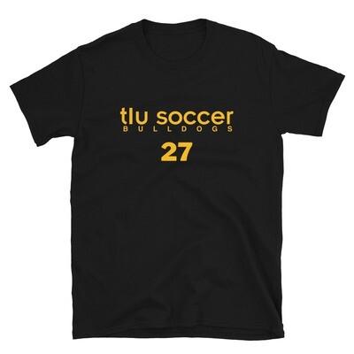 TLU MSOC Number 27 Short-Sleeve Unisex T-Shirt