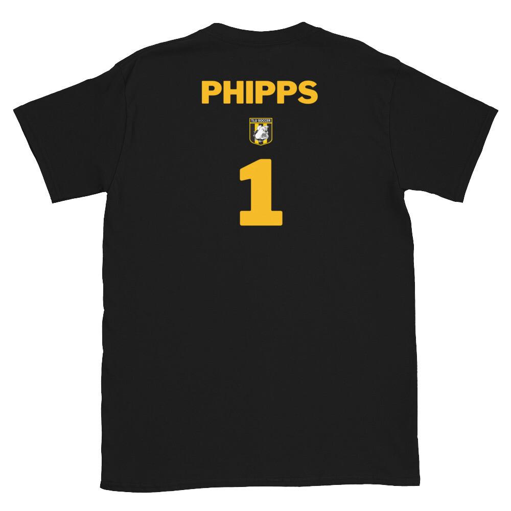WSOC Number 1 Phipps Short-Sleeve Unisex T-Shirt