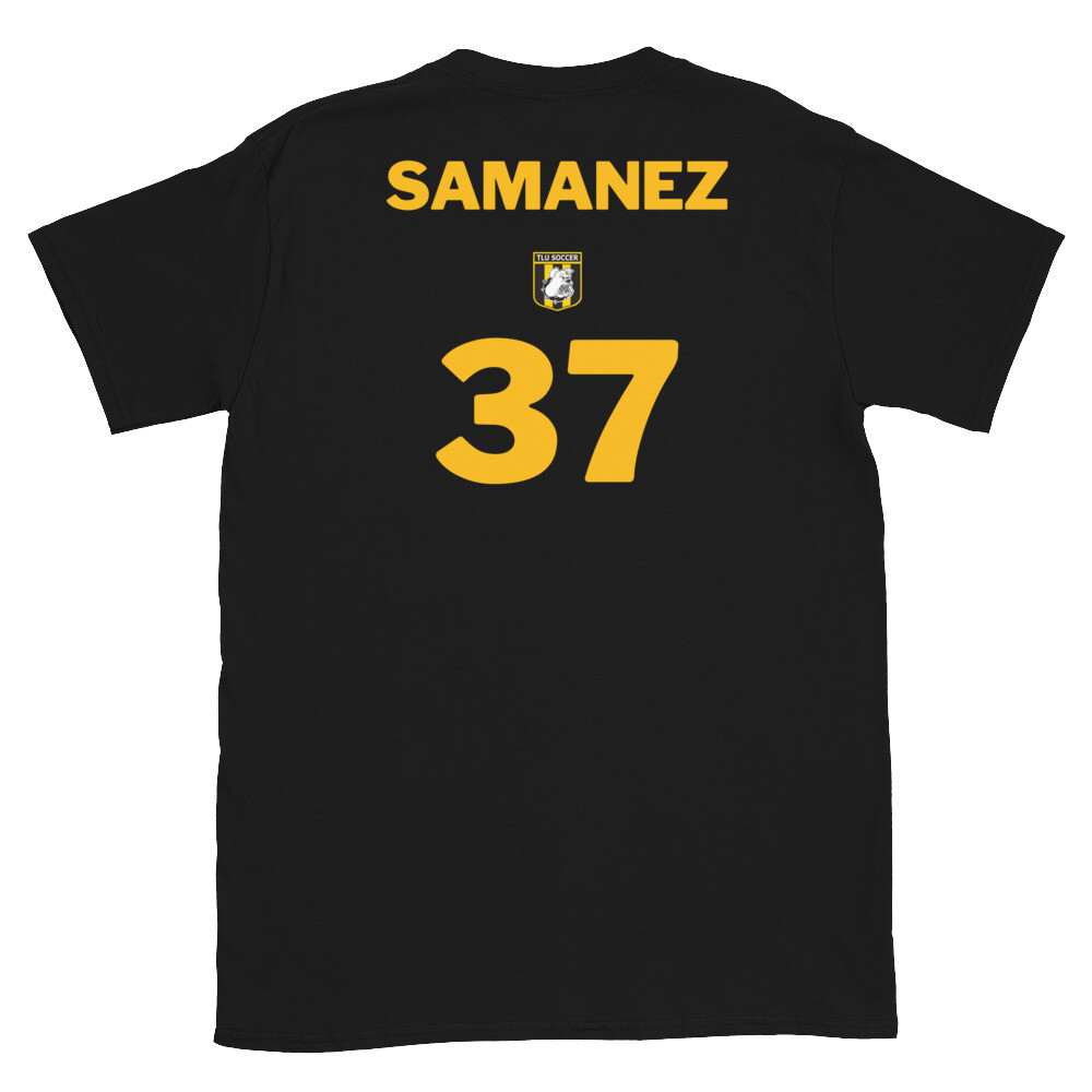 MSOC Number 37 Samanez Short-Sleeve Unisex T-Shirt