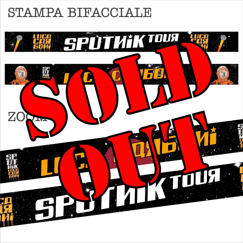 Fascetta Sputnik Tour Luca Carboni