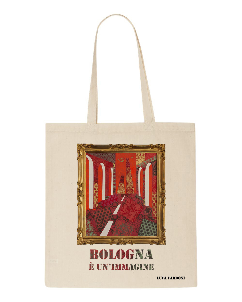 """Shopper """"Bologna è un'immagine"""""""