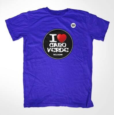 T-shirt UOMO - BLU