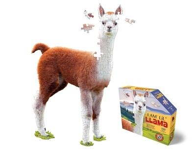 Madd Capp Games & Puzzles - Madd Capp Puzzle Jr - I AM Lil' Llama