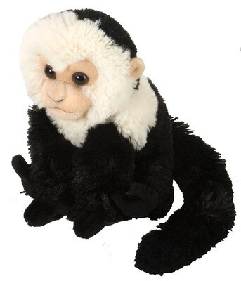 "Wild Republic - Capuchin Stuffed Animal - 8"""