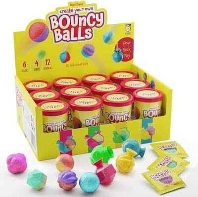 Dan&Darci - Create your Own Bouncy Balls