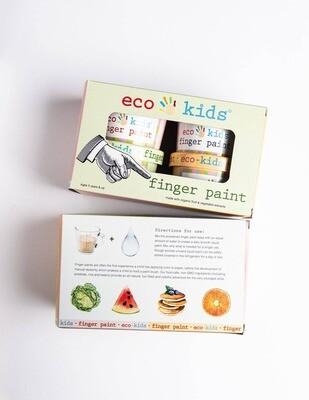 eco-kids - finger paint