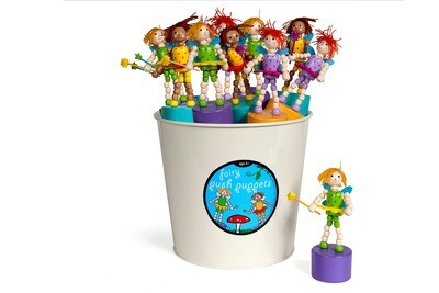 Jack Rabbit Creations - Fairy Push Puppets