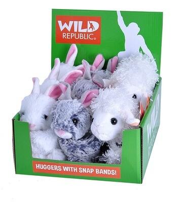 Wild Republic - Huggers Spring Bunnies & Lamb