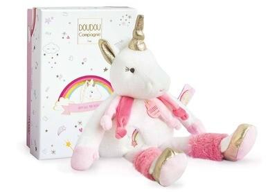 Doudou Et Compagnie - Unicorn Doll