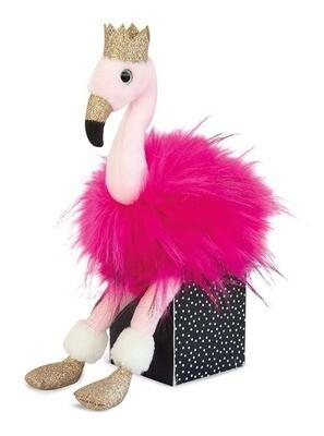 Doudou Et Compagnie - Flamingo Stuffed Animal